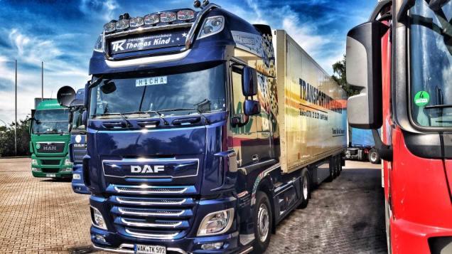 DAF 106 530 2