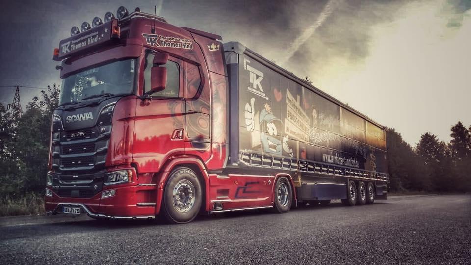 Scania V8 730 Bild2